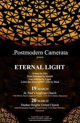 Eternal Light poster